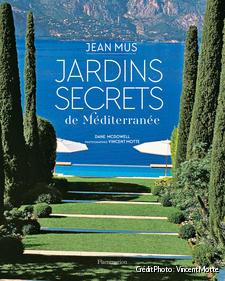 Livre jardins secrets de Méditerranée