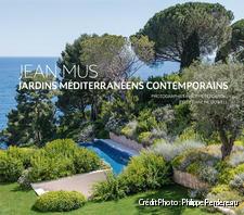 Livre jardin méditerranéens contemporains